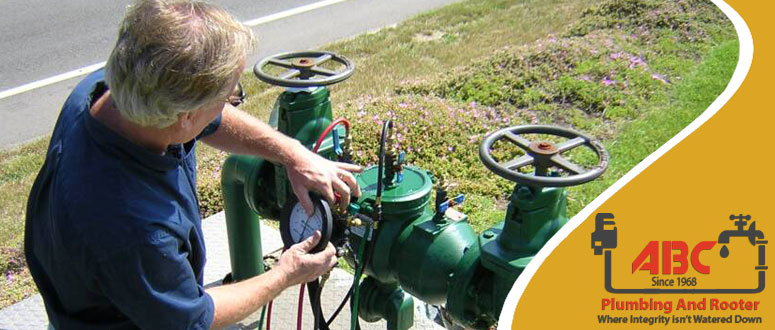 Backflow Testing & Certification Services in Chandler, AZ