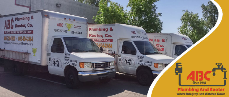 About ABC Plumbing and Rooter Co in Chandler, AZ