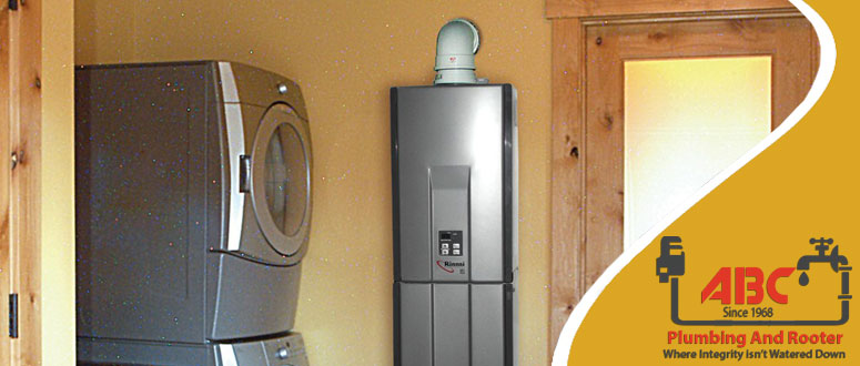 Tankless Water Heaters in Chandler, AZ