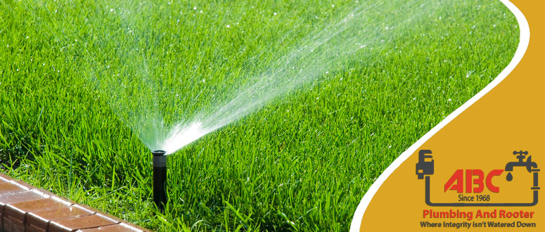 Sprinkler System Services in Chandler